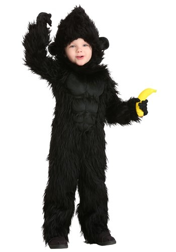 Gorilla Costume Toddler