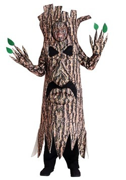 Child Terrifying Tree Costume