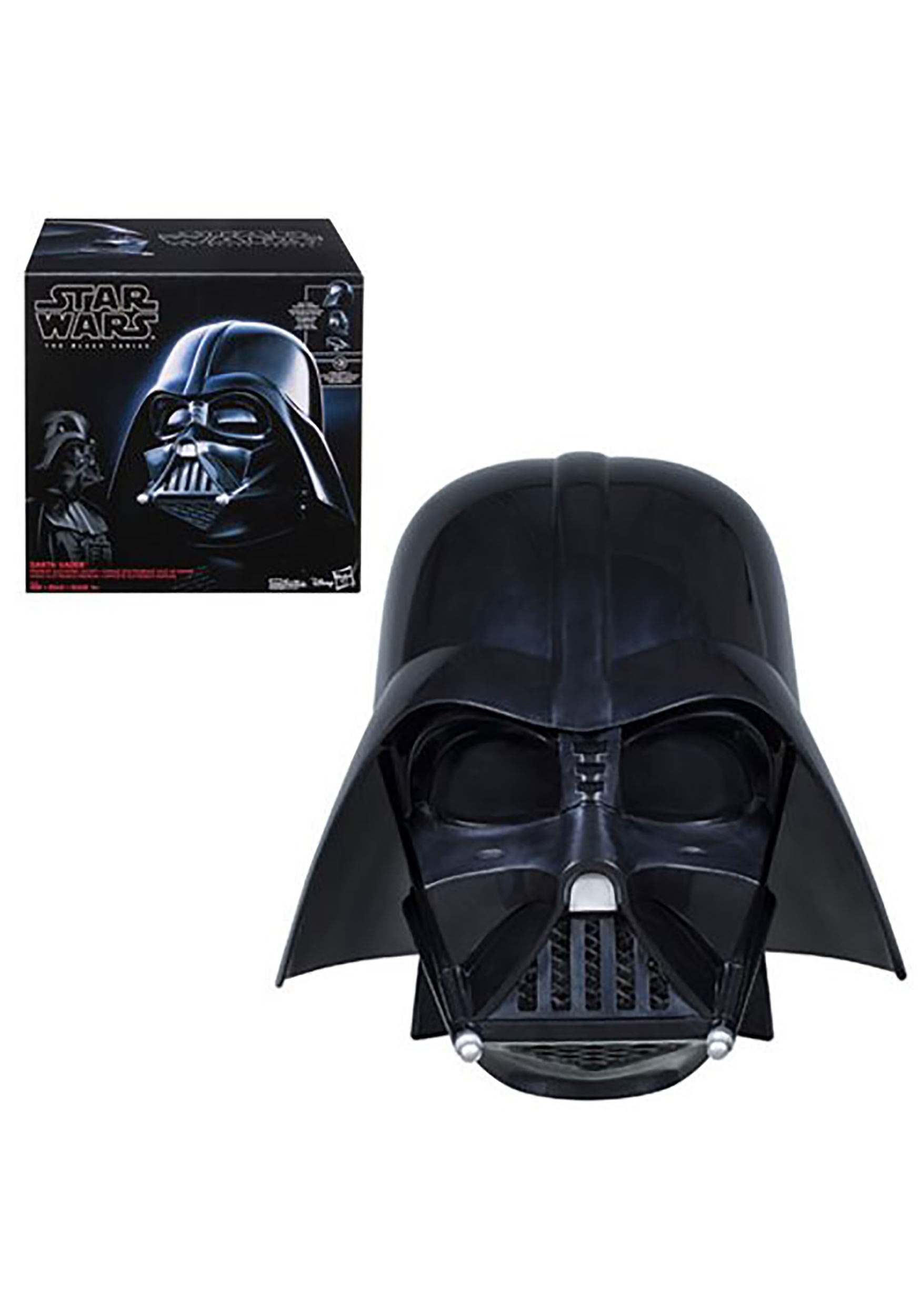 Darth Vader Star Wars Black Series Helmet
