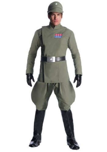 Star Wars Premium Imperial Officer Mens Costume