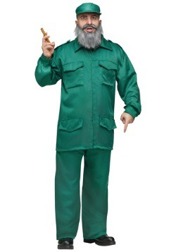 Adult Fidel Costume