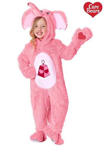 Care Bears & Cousins Toddler Lotsa Heart Elephant Costume