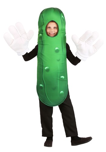 Kids Pickle Costume