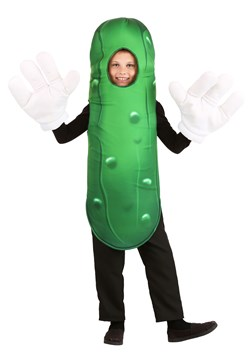 Kids Pickle Costume