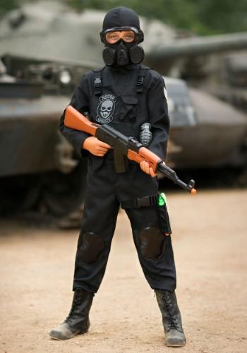 Child Navy Seal Team 6 Costume