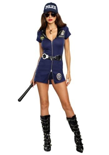 Women's SWAT Police Costume