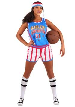 Women's Harlem Globetrotters Uniform Costume