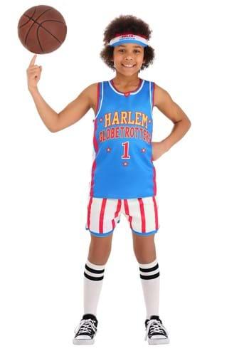 Kids Harlem Globetrotters Uniform Costume