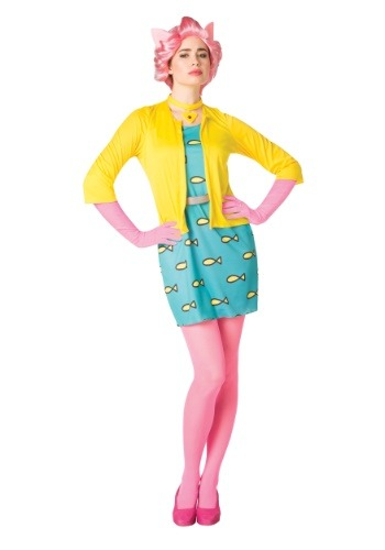 Princess Carolyn Women's Costume