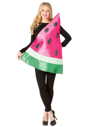 Adult Watermelon Slice Costume