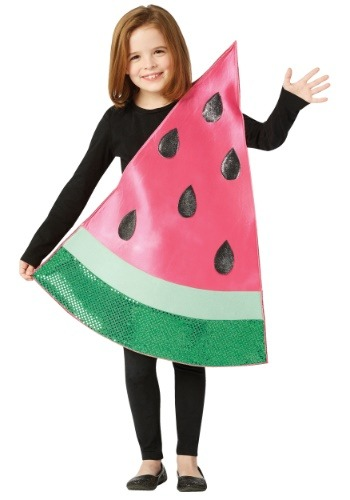 Watermelon Slice Kid's Costume