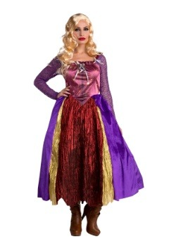 Women's Silly Salem Sister Witch Costume