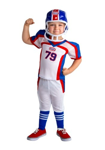 Little Tikes Football Player Kid's Costume