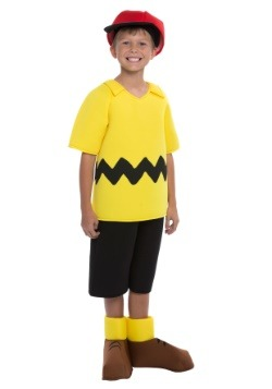 Charlie Brown Boys Costume