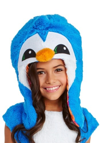 Animal Jam Dancing Clever Penguin Girls Hoodie