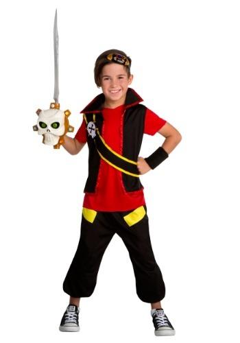 Zak Storm Boys Zak Costume