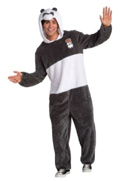 We Bear Bears Panda Bear Men's Costume