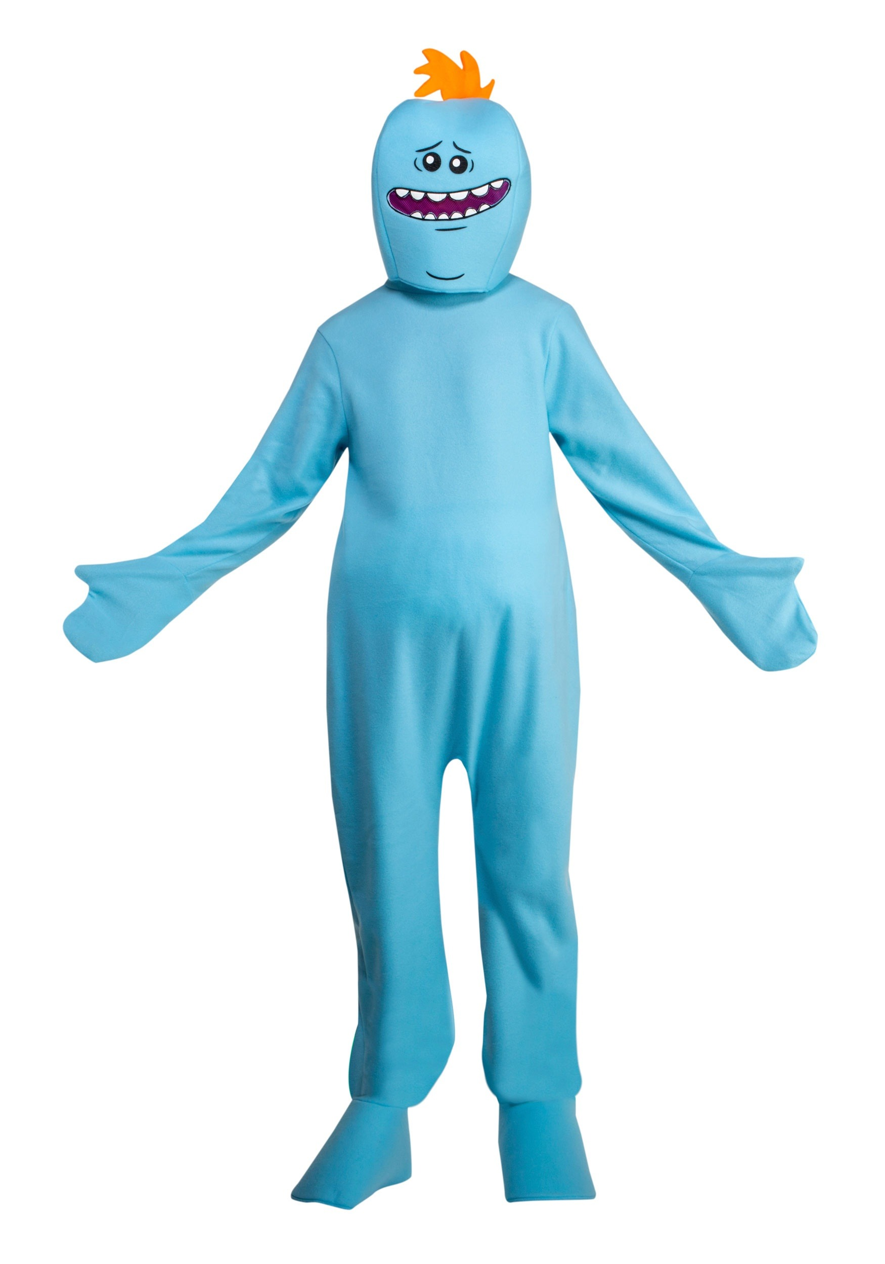 Rick and Morty Mr. Meeseeks Adult Costume