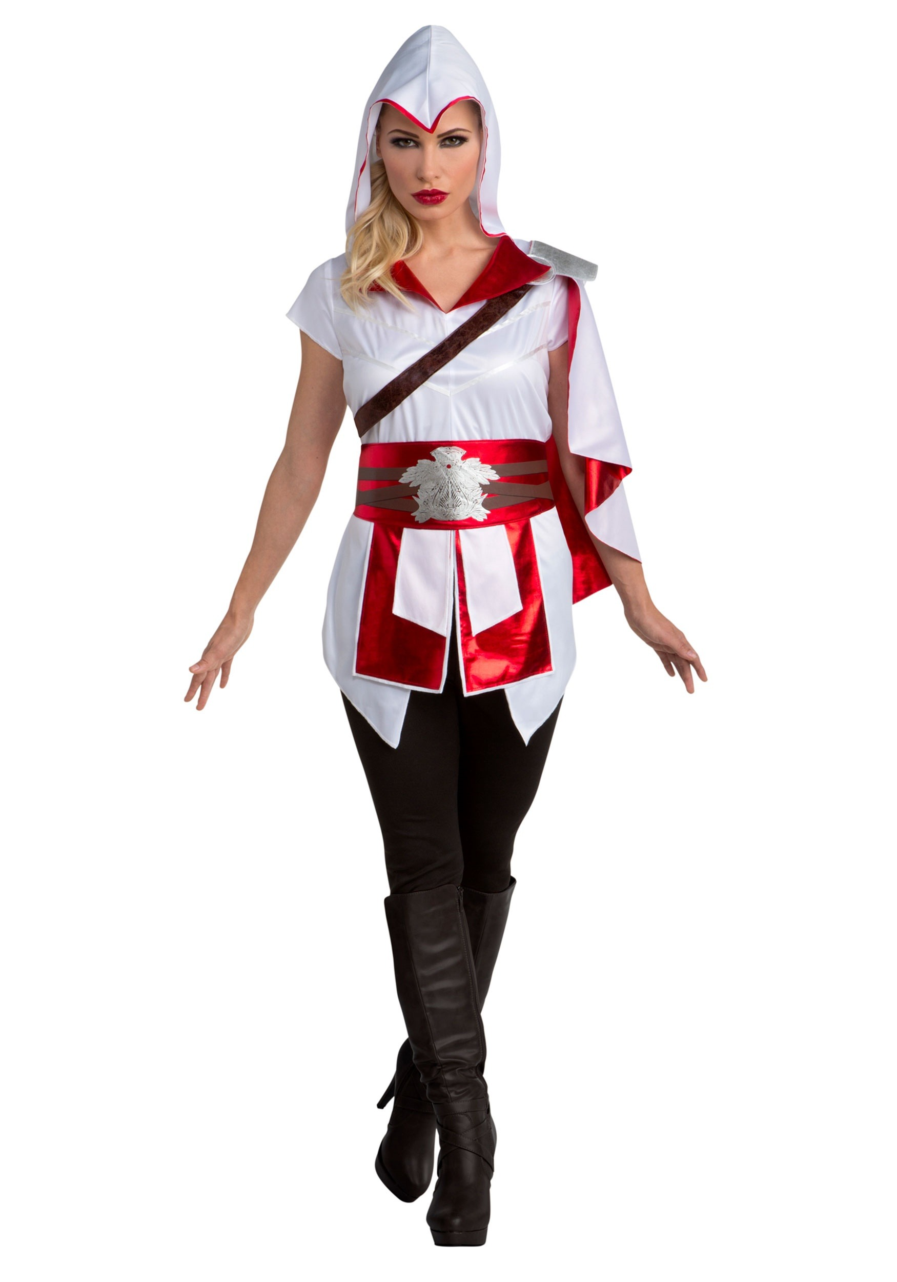 INOpets.com Anything for Pets Parents & Their Pets Assassin's Creed II Ezio Costume for Women