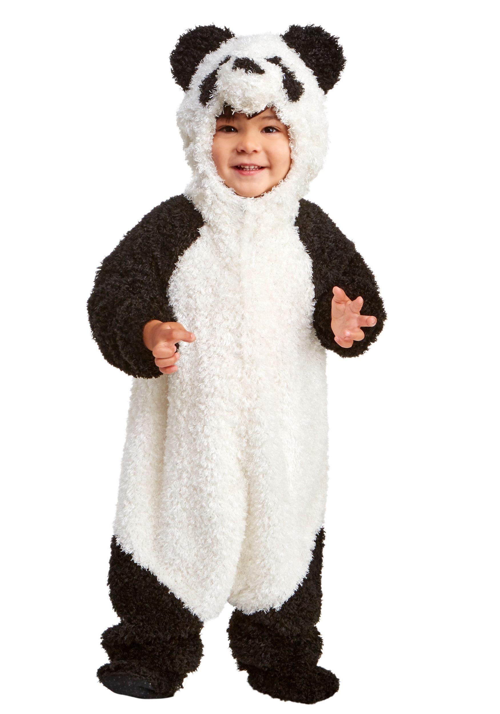 peacful panda costume for infants. Black Bedroom Furniture Sets. Home Design Ideas