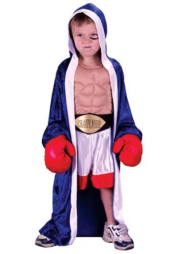 Toddler Boxer Costume