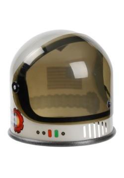 Silver Kid's Astronaut Helmet