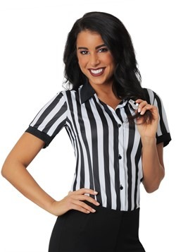 Plus Size Women's Referee Shirt