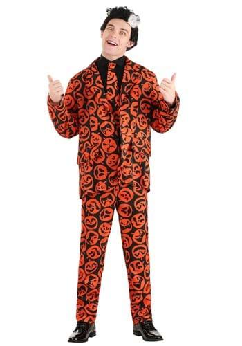 Mens David S. Pumpkins Costume