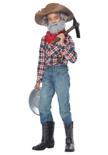 Boy's Prospector Costume Kit