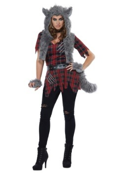 Womens She-Wolf Costume