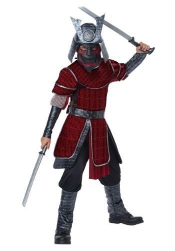 Child Deluxe Samurai Costume