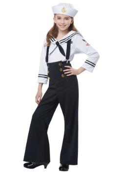 Girl's Sailor Girl Costume