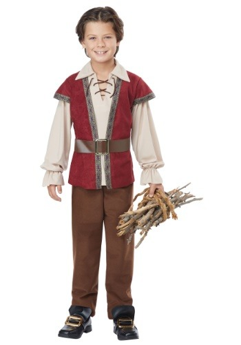 Child Renaissance Boy Costume