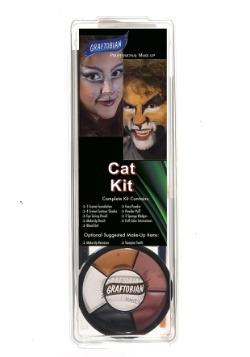 Deluxe Cat Makeup Kit