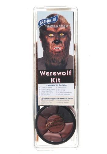 Deluxe Werewolf Makeup Kit