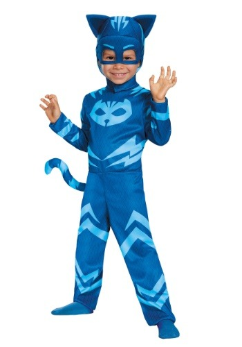 Child PJ Masks Classic Catboy Costume