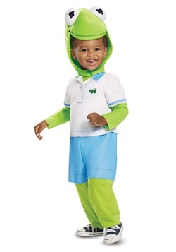 Infant Kermit the Frog Costume