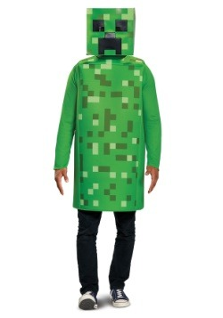 Classic Adult Creeper Costume