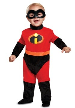 Disney Incredibles 2 Classic Baby Costume