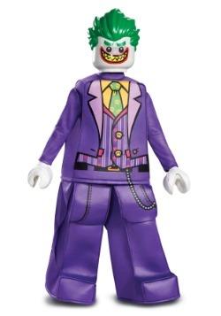 Batman Child Lego Prestige Joker Costume