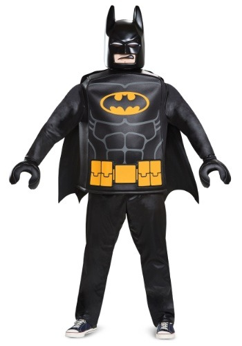 Lego Adult Batman Deluxe Batman Costume