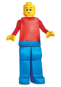 Lego Boys Prestige Lego Guy Costume