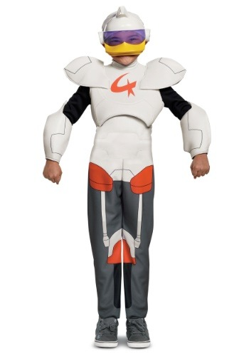 Duck Tales Gizmoduck Kids Costume