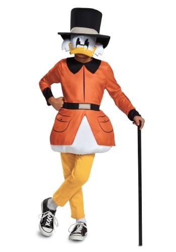 Duck Tales Scrooge McDuck Kids Costume