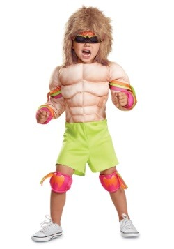 WWE Ultimate Warrior Muscle Baby Costume