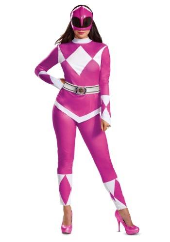 Power Rangers Pink Ranger Women's Costume