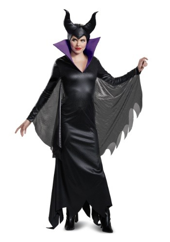 Deluxe Maleficent Costume
