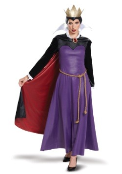 Deluxe Women's Evil Queen Costume