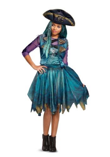 Descendants 2 Classic Uma Girls Costume