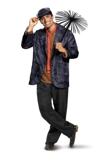 Mary Poppins Adult Deluxe Bert Costume